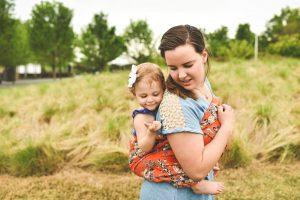 Rebekah Kimminau Babywearing Educator